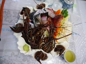 沖縄イセエビ