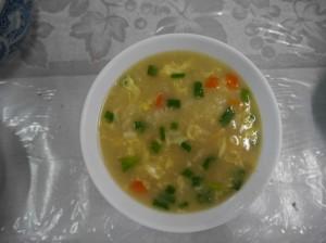 沖縄の雑炊2